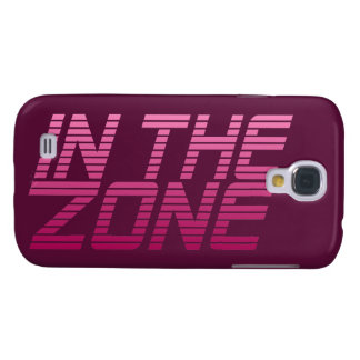 IN THE ZONE custom HTC case