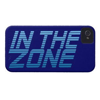 IN THE ZONE custom iPhone case-mate