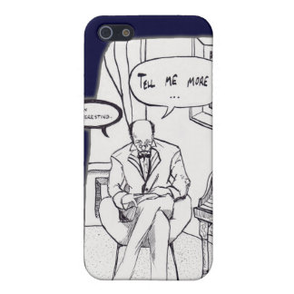 In Therapy Cover For iPhone 5