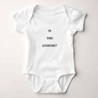 In This Economy? Baby Bodysuit