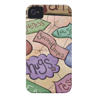 In This Family...Inspirational Quote Art Case-Mate iPhone 4 Cases