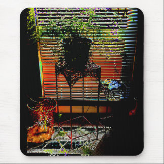 In This Room Mouse Pad
