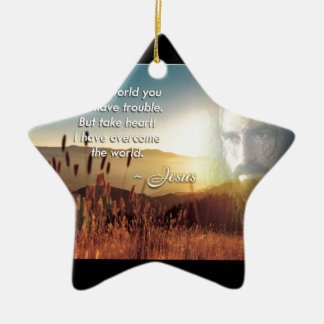 In This World Christmas Ornament