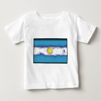 in to the sky, Argentina Baby T-Shirt