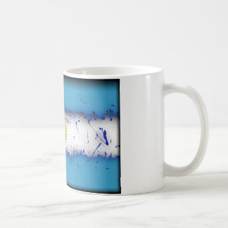 in to the sky, Argentina Coffee Mug