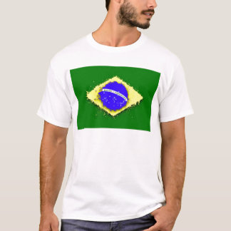in to the sky, Brazil T-Shirt