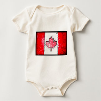 in to the sky, Canada Baby Bodysuit