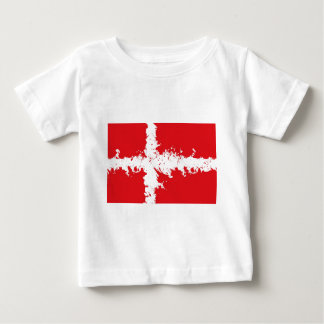 in to the sky,(Denmark) Baby T-Shirt