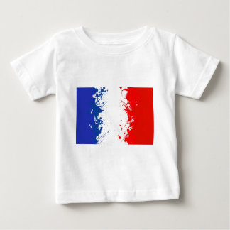 in to the sky, france baby T-Shirt