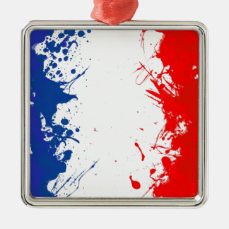 in to the sky, france christmas ornament