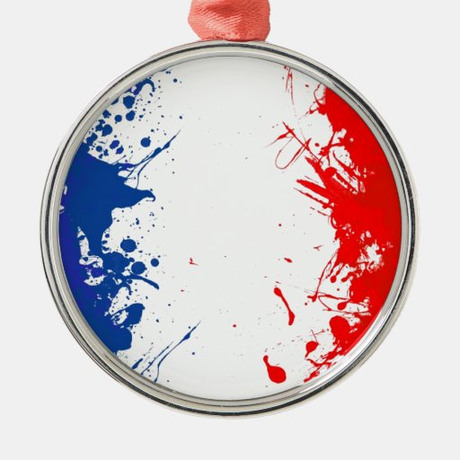 In To The Sky, France Christmas Tree Ornaments