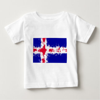 in to the sky, iceland baby T-Shirt