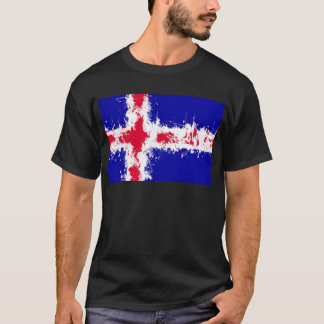 in to the sky, iceland T-Shirt