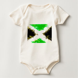 in to the sky, (Jamaica) Baby Bodysuit