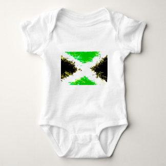 in to the sky, (Jamaica) Baby Bodysuit