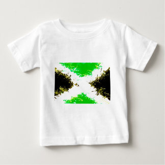 in to the sky, (Jamaica) Baby T-Shirt