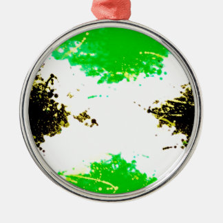 in to the sky, (Jamaica) Christmas Ornament