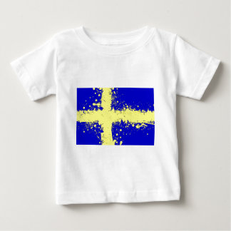 in to the sky, Sweden. Baby T-Shirt