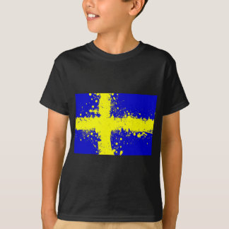 in to the sky, Sweden. T-Shirt