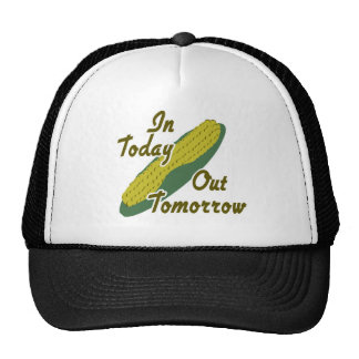 In Today Out Tomorrow Cap