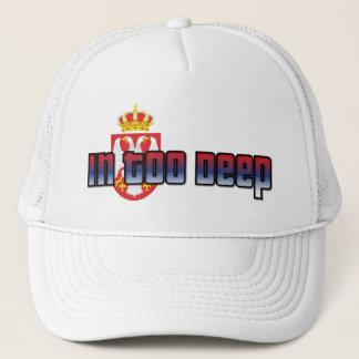 In too Deep Trucker Hat