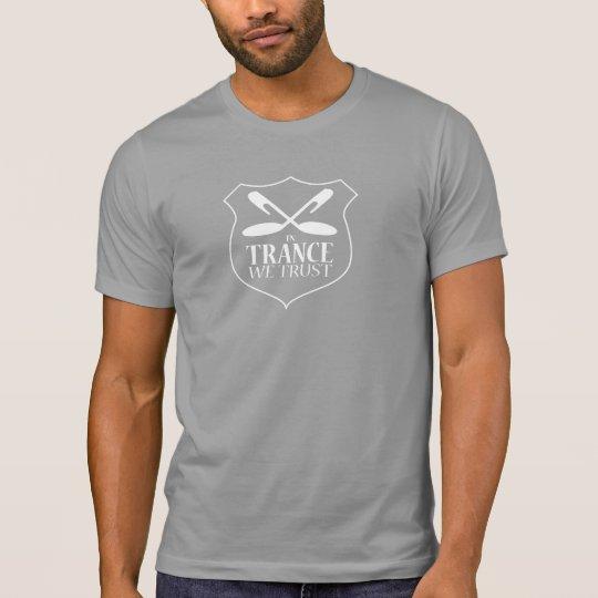 In Trance We Trust - Grey T-Shirt