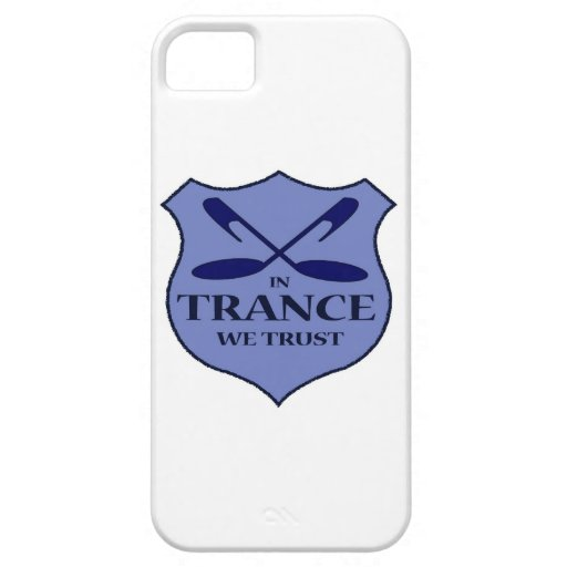 In Trance We Trust iPhone case iPhone 5/5S Case