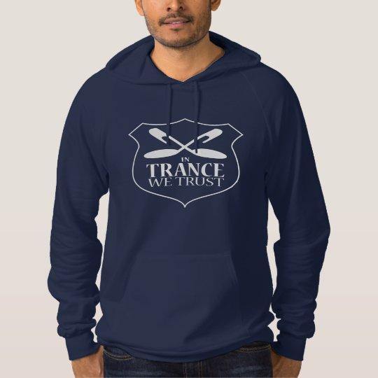In Trance We Trust - Mens Hoodie