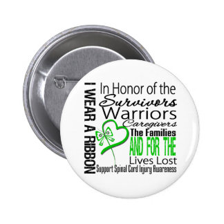 In Tribute Collage Spinal Cord Injury Button