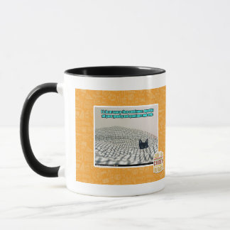 In ur Space Time Continuum Mug