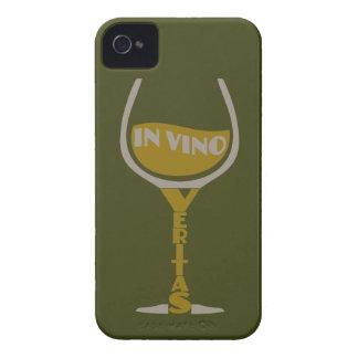 In Vino Veritas custom iPhone case