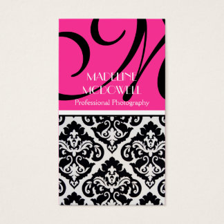 In Vogue Business Card