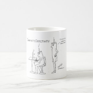 Inanimate Objectivity #1 - Coffee Mug