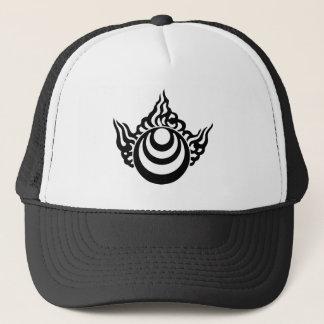 Inari jewel trucker hat