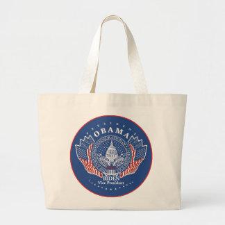 Inaugural 2013 large tote bag