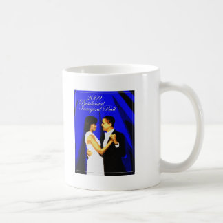 Inaugural Ball Basic White Mug
