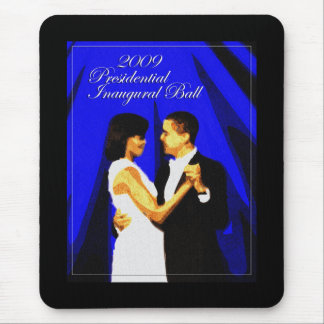 Inaugural Ball Mouse Pad