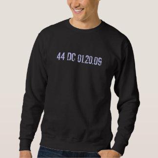 inaugural digits: 44 DC 01.20.09 Sweatshirt