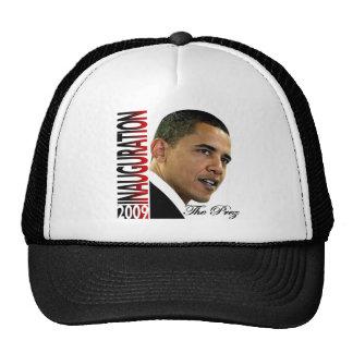 Inauguration 2009 tshirt hat