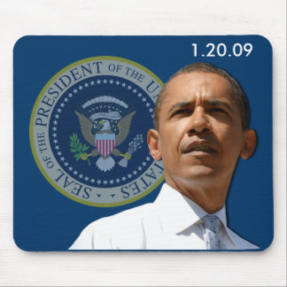Inauguration Day 1.20.09 - Collector's Item! Mouse Mat
