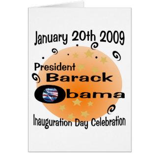 Inauguration Day Celebration Greeting Cards