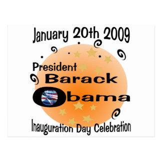 Inauguration Day Celebration Postcard