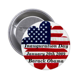 Inauguration Day-OBAMA- Button Pins
