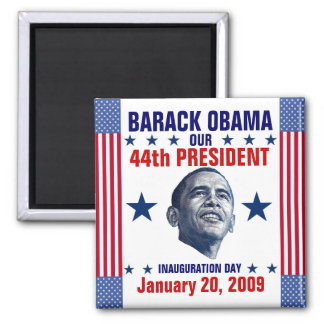 Inauguration Magnet