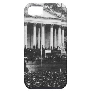 Inauguration of Abraham Lincoln March 4, 1861 iPhone 5 Covers