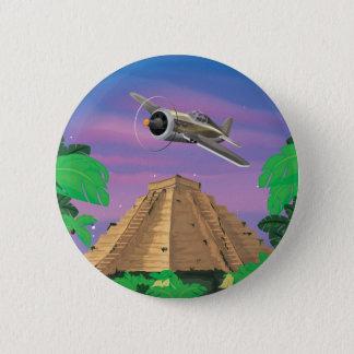 Inca Adventure 6 Cm Round Badge