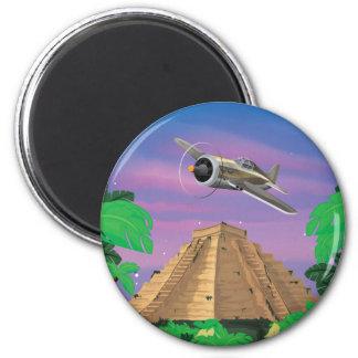 Inca Adventure Magnet