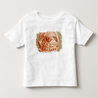 Inca agricultural deity wearing a moon headdress toddler T-Shirt