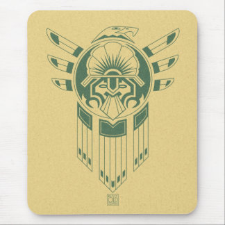 Inca Bird Tattoo Mousepad