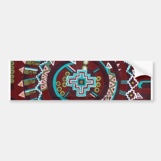 Inca Bumper Sticker